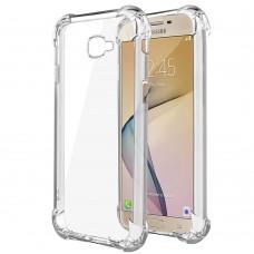 Силикон 3D Samsung Galaxy J5 Prime G570 (Прозрачный)