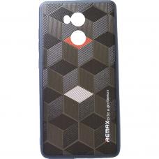 Силиконовый чехол Remax Gentelman Xiaomi Redmi 4 Prime (Infinity)