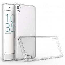 Силиконовый чехол WS Sony XA F3112 (прозрачный)