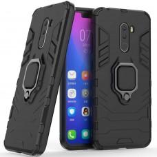 Бронь-чехол Ring Armor Case Xiaomi Pocophone F1 (черный)