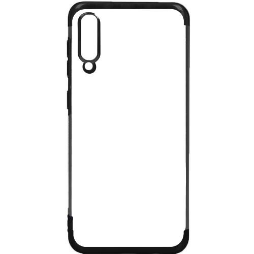 Силикон UMKU Line Samsung Galaxy A50 (2019) (чёрный) (уценка) 3 категория