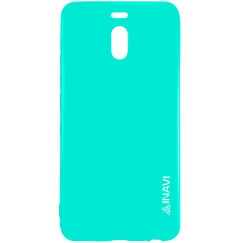 Силикон iNavi Color Meizu M6 Note (Бирюзовый)