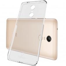 Силикон T-Phox Armor TPU Xiaomi Redmi 5 Plus (Серый)