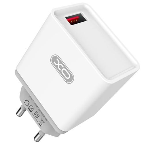 СЗУ-адаптер XO L32QC 1USB 3.0