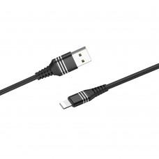 USB-кабель Hoco U46 Tricyclic (Lightning)