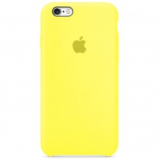 Силикон Original Case Apple iPhone 6 Plus / 6s Plus (47) Lemonade