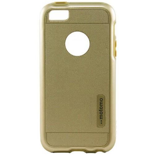 Накладка Motomo Apple iPhone 5 / 5S / SE (Золотой)