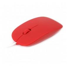 Мышь проводная Mouse Omega OM 414 (Красный)