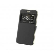 Чехол-книжка Wise Samsung J5 Prime G570 (Черный)