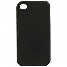 Задняя накладка JOY Apple iPhone 4G (черный)