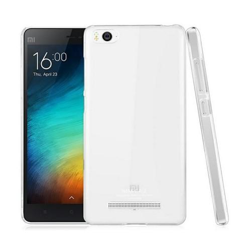 Силикно QU Case Xiaomi Redmi 3 / 4a (Прозрачный)
