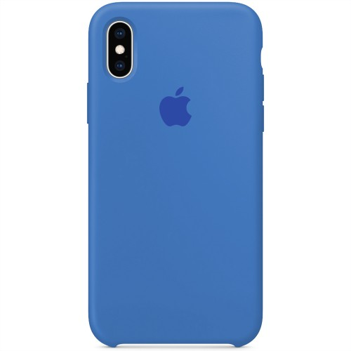 Силикон Original Case Apple iPhone X / XS (62)