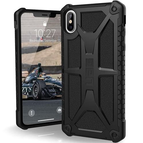 Чехол Armor UAG Monarch Case Apple iPhone XS Max (Чёрный)
