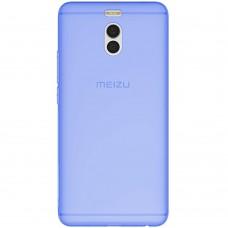 Силиконовый чехол Original Meizu M6 Note (Blue)