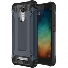 Чехол Armor Case Xiaomi Redmi Note 3 / Note 3 Pro (тёмно-синий)