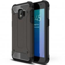 Чехол Armor Case Samsung Galaxy J2 Core (2018) J260 (темно-серый)