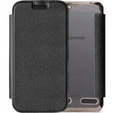 Чехол-книжка Flip Cover Shine Lenovo A6020 (Чёрный)