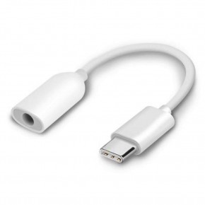 Переходник USB Type-C to AUX 3.5mm