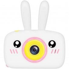 Детская фотокамера Baby Photo Camera Rabbit (White) Gadgik