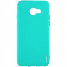 Силиконовый чехол iNavi Color Huawei Y5-II (Бирюзовый)
