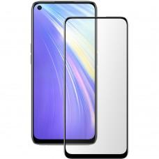 Стекло 5D Japan HD Realme 6 (2020) / Realme Pro (2020) Black