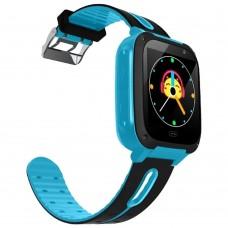 Детские смарт-часы Smart Baby Watch S4 (Blue)