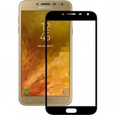 Защитное стекло для Samsung Galaxy J4 (2018) J400 Black