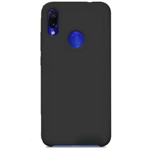 Силиконовый чехол Graphite Huawei P Smart Z (Чёрный)