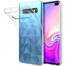 Силикон Prism Case Samsung Galaxy S10 Plus (прозрачный)