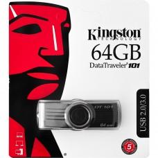 USB флеш-накопитель Kingston DT101 64Gb