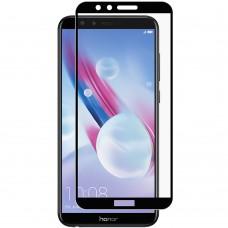 Стекло 3D Huawei Honor 9 Lite Black