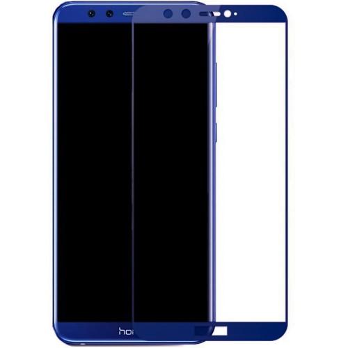 Защитное стекло для Huawei Honor 9 Lite Blue