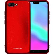 Силикон Molan Shining Huawei Honor 10 (Красный)