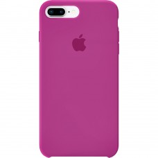 Силикон Original Case Apple iPhone 7 Plus / 8 Plus (60) Fuchsia