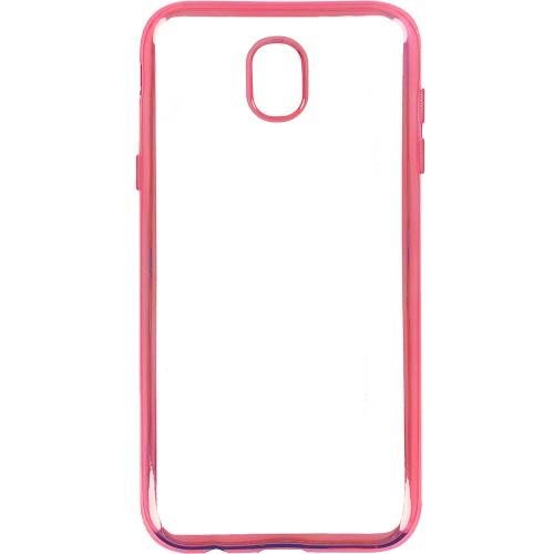 Силиконовый чехол UMKU LINE Samsung J5 (2017) J530 Розовый