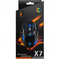 Мышь проводная игровая Ouideny X7 (Чёрный)