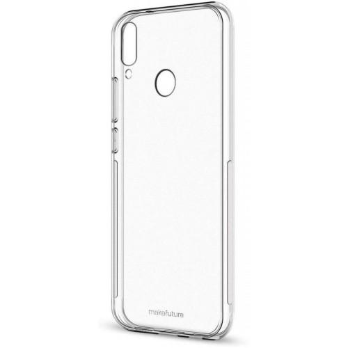 Силиконовый чехол iNavi Color Huawei P20 Lite (Прозрачный)