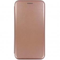 Чехол-книжка Оригинал Meizu M3 / M3s (Розовое золото)