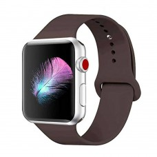 Ремешок Apple Watch Silicone 42 / 44mm (19) Cocoa