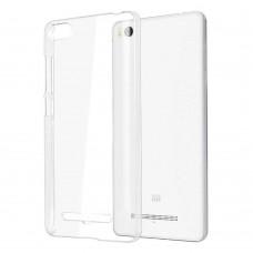 Силикон WS Xiaomi Mi4i / Mi4c (прозрачный)