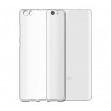 Силиконовый чехол WS Xiaomi Mi5 (прозрачный)