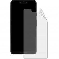Защитная плёнка Matte Hydrogel HD Google Pixel 3 XL (передняя)