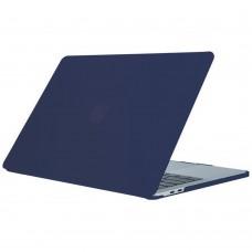 Чехол-накладка Apple Macbook 15.4 Pro 2020 (Sapphire blue)