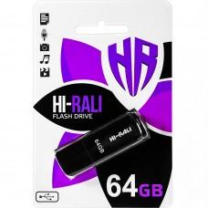 USB 3.0 флеш-накопитель Hi-Rali Taga 64Gb