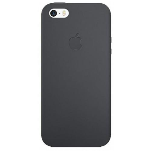 Силиконовый чехол Super Slim iPhone 5 (серый)
