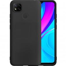 Силикон Graphite Xiaomi Redmi 9C (Чёрный)