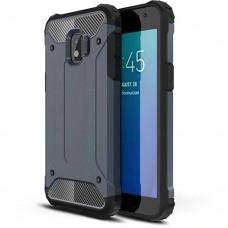 Чехол Armor Case Samsung Galaxy J2 Core (2018) J260 (темно-синий)