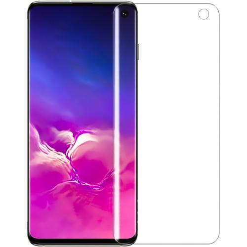 Стекло 5D UV Glue Samsung Galaxy S10 (Clear)