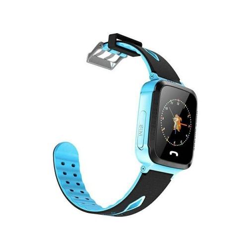 Детские смарт-часы Smart Baby Watch V68F (Blue)