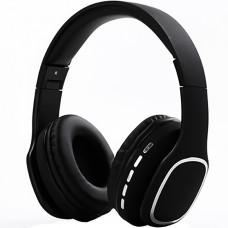 Наушники-гарнитура Headphones BT018 Bluetooth (Чёрный)